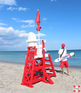 Lifeguard,Shortage,Storm,Chair