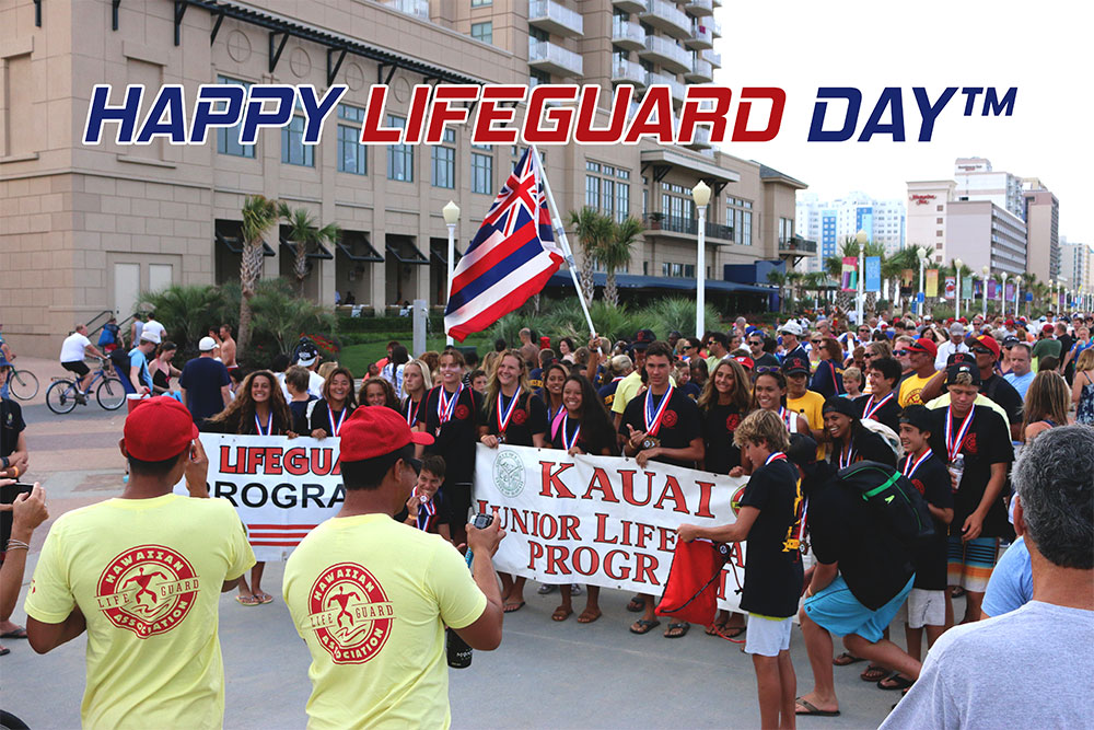 Happy Lifeguard Day