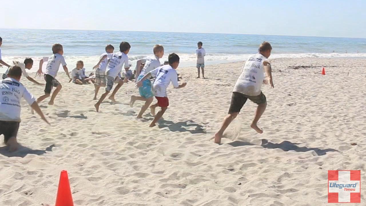 Space Coast Junior Lifeguard Training Camp