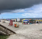 Stormy Daytona Beach Weather Delays National Lifeguard Championships
