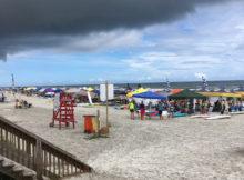 Stormy Daytona Beach Weather Delays National Lifeguard Championships