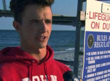 lifeguard Weekly Awarded Lifeguards