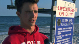 lifeguard Weekly Honored Lifeguards