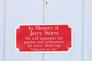 "GERALD ""JER"" S. STORRS MEMORIAL COCOA BEACH"