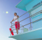 Cruise Ship Lifeguard