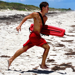 Muscles Lifeguards Use 175 Running