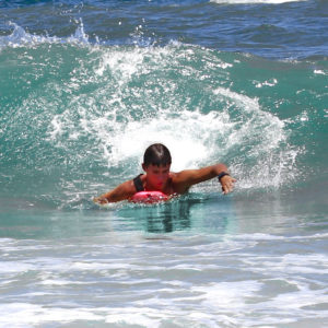 Muscles Lifeguards Use 175 Swimming