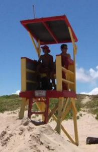 Lifeguard Towers Added To Beach Access 5 Lifeguard News