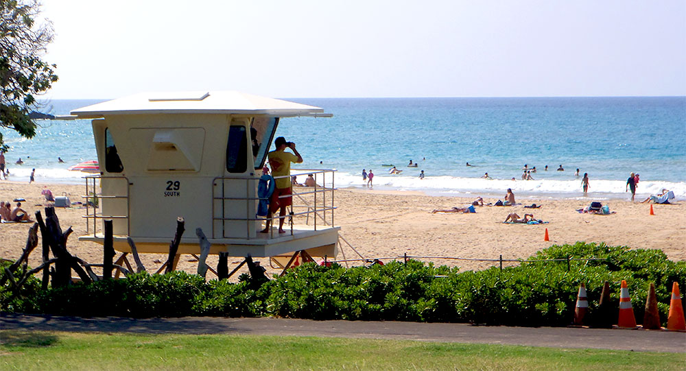 Top 10 Beach Hawaii Lifeguard Stand 2