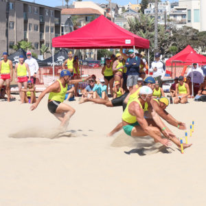 LA County wins team title at National Lifeguard competition in Hermosa Lifeguard Headlines
