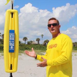 Cocoa Beach LIFE Rescue Station