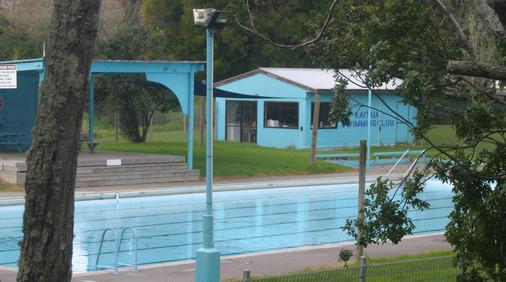 Kaitai pool victim saved