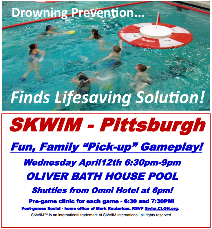 Skwim Drowning Prevention